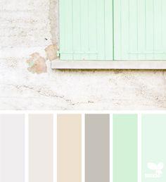 { color view } image via: The post Color View appeared first on Design Seeds. Design Seeds, Paint Color Schemes, Colour Pallete, Color Palettes, Paint Colors, Color Palette Challenge, Colour Field, Color Of Life, Color Theory