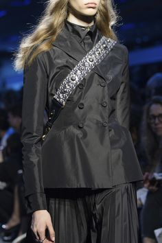 Christian Dior Fall 2017 collection by by Maria Grazia Chiuri