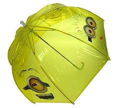 MINIONS Paragua clásico, amarillo (Amarillo) - MINIONS005003 - http://comprarparaguas.com/baratos/minions/minions-paragua-clasico-amarillo-amarillo-minions005003/