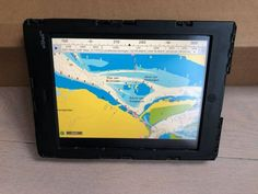AIShell iPad case aanpassen met anti glare  Navigatie iPad-case AIShell aanpassen naar anti glare scherm voor minder spiegeling en beter zicht. Ipad Case, Mirrors