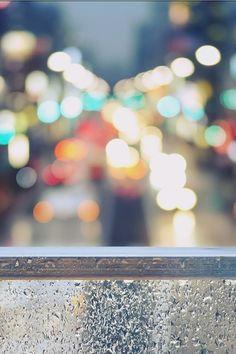 Phone Backgrounds: Rainy Street Window Bokeh iPhone 6 Plus HD Wallpaper Wallpaper Iphone5, Bokeh Wallpaper, Rain Wallpapers, Whatsapp Wallpaper, Free Hd Wallpapers, Wallpaper Backgrounds, Phone Wallpapers, Iphone Backgrounds, Desktop Bg