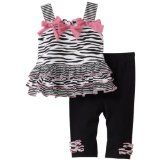 something about zebra print baby clothes just gets me