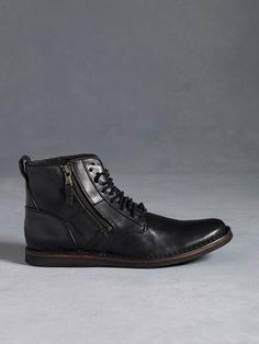 John Varvatos Barret Side Zip boot