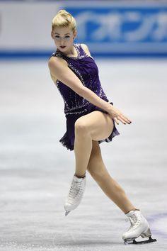 Gracie Gold Pictures ISU World Team Trophy - Day 3 -