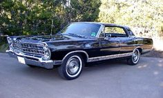 1967 FORD LTD 4 DOOR HARDTOP - Barrett-Jackson Auction Company - World's Greatest Collector Car Auctions