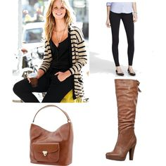 """Comfy fall outfit"" by charliebaby30 on Polyvore"