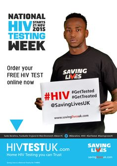 1000 images about images from national hiv testing week - Test hiv periodo finestra 2015 ...