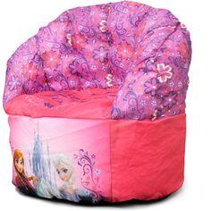 """Disney """"Frozen"""" Bean Bag Chair : $19.98 (reg. $39)  http://www.mybargainbuddy.com/disney-frozen-bean-bag-chair-19-98"""