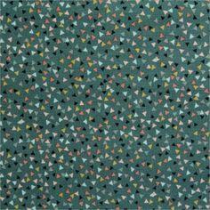 Tissu patchwork Triangle