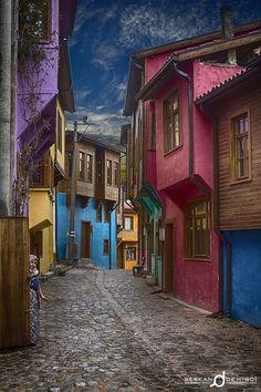 Ottoman House by Serkan Demirci on Edincik, Bandirma - Balikesir , TURKEY. Turkish Architecture, Beautiful Architecture, Holidays To Mexico, Foto Poster, Turkish Art, All Nature, Beautiful Places To Travel, Photos Du, Belle Photo