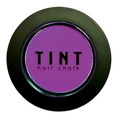 TINT Hair Chalk ™ by Fine Featherheads is a temporary hair color that's easy to apply, works on any hair color and washes out in the shower.