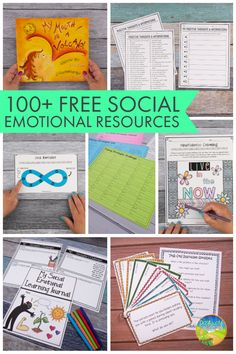 FREE Social Emotional Resources