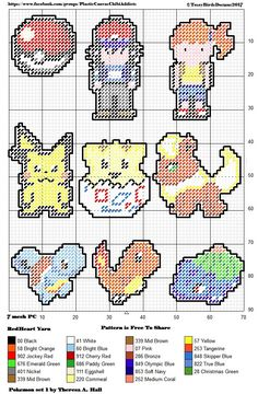 PC Chibi Addicts has 551 members. For Those who are addicted to Plastic Canvas Chibis to share patterns, ideas, ISO's and show off our. Plastic Canvas Letters, Plastic Canvas Stitches, Plastic Canvas Ornaments, Plastic Canvas Tissue Boxes, Plastic Canvas Christmas, Plastic Canvas Crafts, Cross Stitching, Cross Stitch Embroidery, Cross Stitch Patterns
