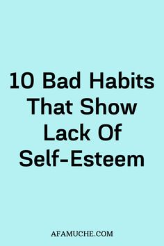 List of bad habits to break, life bad habits to break, breaking bad habits, list of toxic habits to quit Life Lessons, Life Skills, Dear Self, Learning To Love Yourself, Self Improvement Tips, Life Rules, Good Habits, Self Confidence, Inner Peace