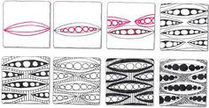 Zentangle Patterns | Visit blog.suzannemcneill.com