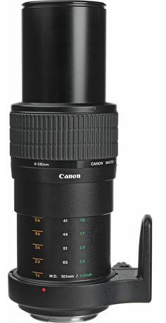Canon EOS MP-E 65 mm Macro Lens - www.usa.canon.com, www.bhphoto.com