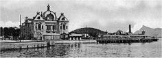 Estação das Barcas, 1910