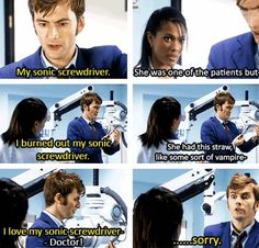 Doctor / Sonic Screwdriver (Doctor Who) | 18 Couples That Are The Face Of True Love