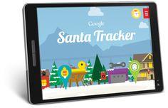 FWA mobile winner | Google Santa Tracker