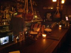 Button Bar - Sydney - small bar review