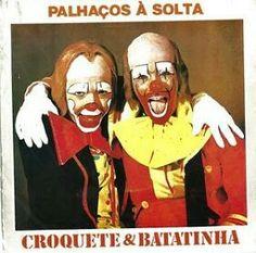 Croquete e Batatinha