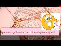 009# BDN Départ pour un autre point (LADENTELLEDELILA.WIFEO.COM) - YouTube Bargello, Le Point, Videos, Youtube, Bobbin Lace, Umbrellas, Lace, Papillons, Learning
