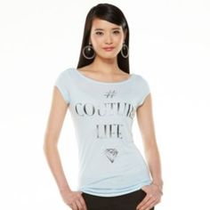 Juicy Couture Glamour Tee - Women's