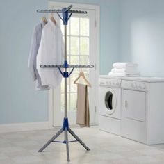 2 Tier Tripod Clothes Dryer