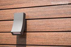 Fassade DIE GESTALTENDE: Fassadenverkleidung in natürlicher Holzoptik