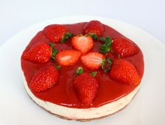 Strawberry Cheesecake ;)