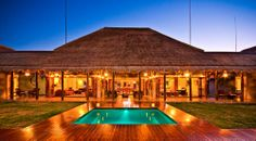BotseBotse Luxury Retreat, un hotel boutique en Waterberg Provinces Of South Africa, Game Lodge, Wooden Decks, Game Reserve, Travel Agency, Hot Springs, Bed And Breakfast, Mansions, Luxury