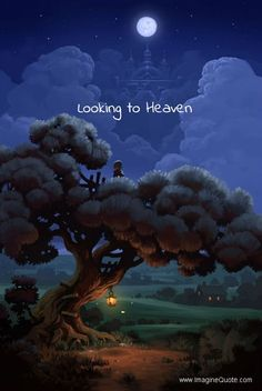 Looking to Heaven