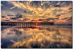 """Isle of Palms Sunrise"" by Eric Morris"