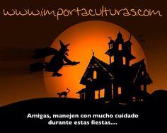 Feliz noche de Halloween! #importaculturas #marquesdelahermida #latinos #santander #españa