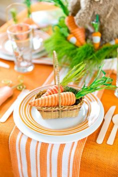 Happy Easter Party Tablescape | Homes.com