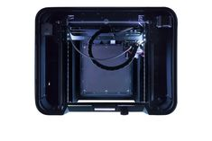 LARGE PRINT AREA WITH A HERMETICALLY SEALED PRINT CHAMBER!