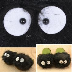 Warm Home Cartoon Cotton Slippers Lovers Plush Slippers - Linkymall