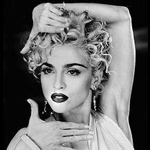 Vogue! <3 Madonna steals my heart