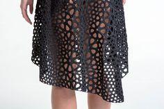 Kinematic Dress ist ein Kleid aus dem 3D-Drucker | WIRED Germany