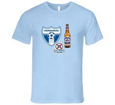 Honduras Salva Vida Cerveza  T Shirt Honduras, Gifts For Friends, Drinks, Mens Tops, How To Make, Cotton, T Shirt, Stuff To Buy, Fashion