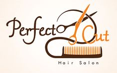 Hair Logo Design | Logo For Salon | Hair, Beauty, Nail & Tanning Salon Logo Design Ideas