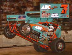 sprint car racing pictures.
