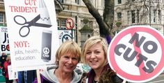 Cut Trident - not Jobs, Health and Education