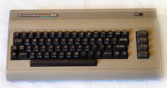 memories from my childhood - Commodore 64
