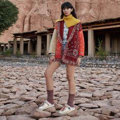 "Alanui on Instagram: ""Introducing a new patchwork interpretation of our Bandana Jacquard Icon Cardigan.⠀⠀⠀⠀⠀⠀⠀⠀⠀ ⠀⠀⠀⠀⠀⠀⠀⠀⠀ #AlanuiFW21"""
