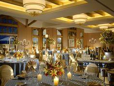 Wedding reception in The Lodge at Vail ballroom. Vail, Colorado. #mountainwedding