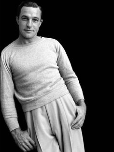 """Gene Kelly, 1952. """"At 14 I discovered girls. At that time dancing was the only way you could put your arm around the girl. Dancing was courtship."""""""