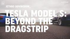 Drivetribe's Jethro Bovingdon reviews the Model S P100D #Tesla #Models #car #Automotive #cars #Autos