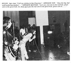 Tracking down the post-Goose Lake Stooges gigs of 1970