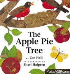 A collection of elementary level lesson plans and books about apples.